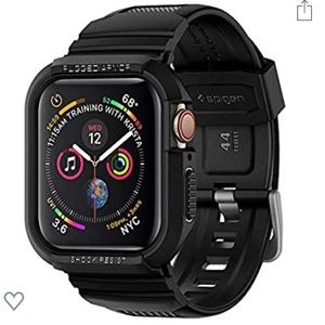New Rugged Armor for Apple iWatch Series 4,5 44mm